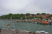 Harbour view from bedroom